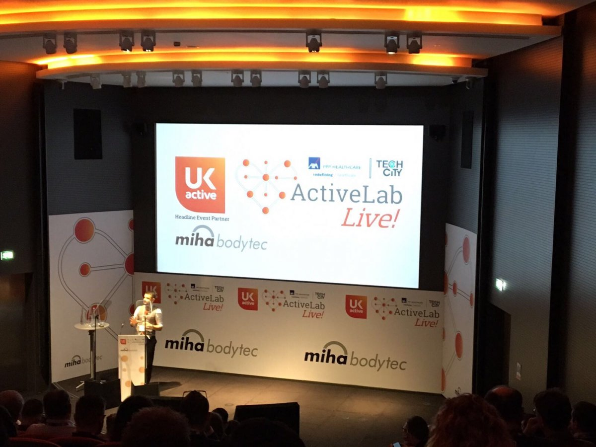 After months of hard work, the ActiveLab final was held in London giving the 12 startups the chance to win the accelerator prize worth £25,000.