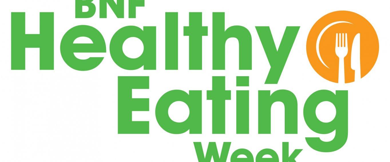 Healthy Eating Week 2019 logo