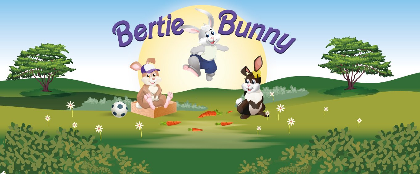 Bertie Bunny from Amaven