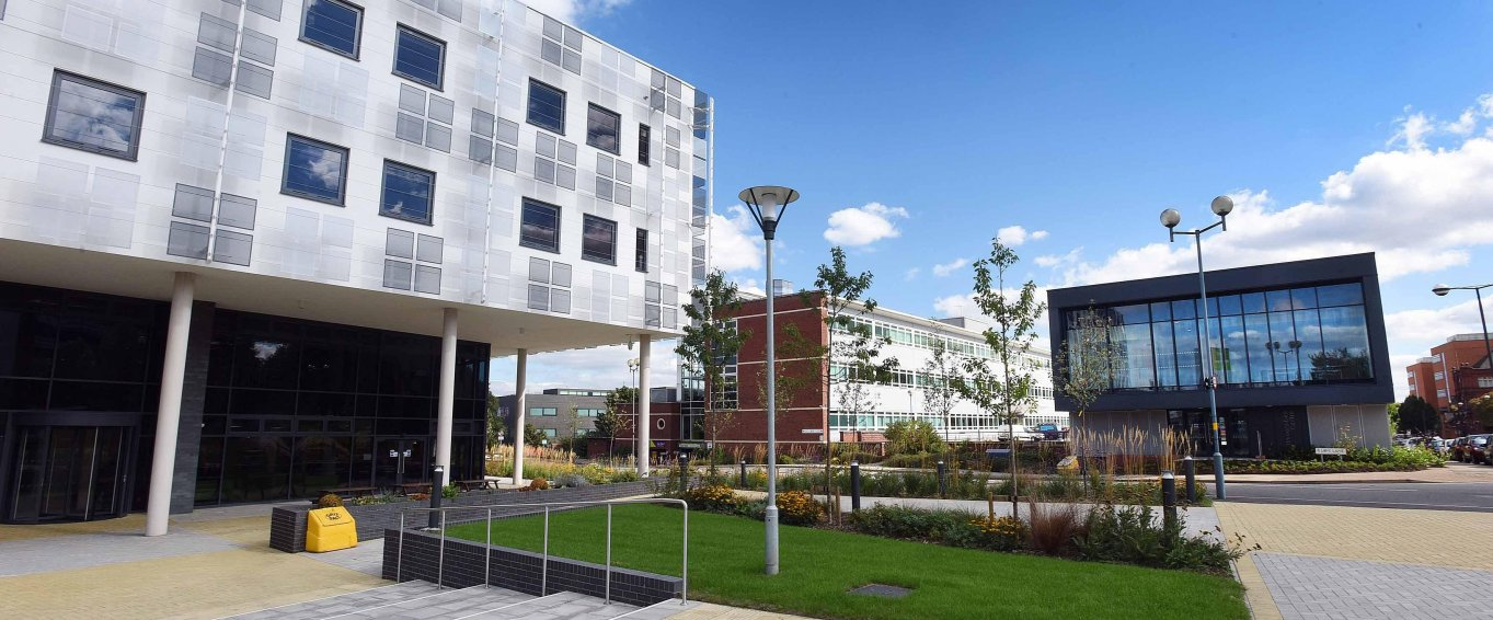 Innovate Birmingham Campus