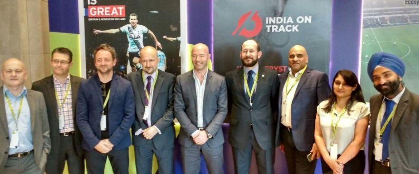 football trade mission to india