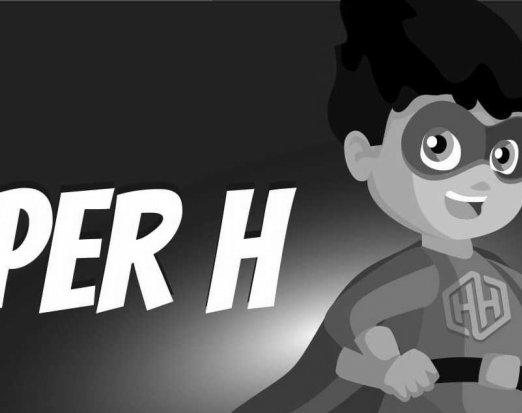 Super H - Amaven Healthy Heroes