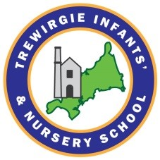 Trewirgie Infants school logo